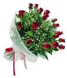 11 adet şahane gül buketi  Ulus Ankara hediye sevgilime hediye çiçek