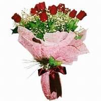 Ulus Ankara anneler günü çiçek yolla  12 adet kirmizi kalite gül