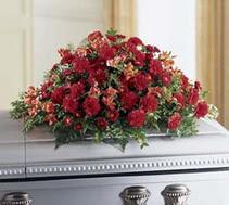 Ulus Ankara çiçek servisi , çiçekçi adresleri  son yolculuk kirmizi karanfil çelenk
