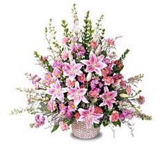 Ulus Ankara anneler günü çiçek yolla  Tanzim mevsim çiçeklerinden çiçek modeli