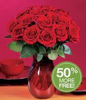 10 adet Vazoda Gül çiçek ideal seçim