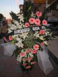 kazablanka,gerbera,sebboy ferforje  Ulus Ankara 14 şubat sevgililer günü çiçek