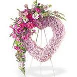 kalp içerisinde mevsim çiçekleri   Ulus Ankara çiçek mağazası , çiçekçi adresleri