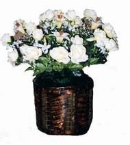 yapay karisik çiçek sepeti   Ulus Ankara güvenli kaliteli hızlı çiçek