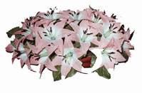 yapay karisik çiçek sepeti   Ulus Ankara 14 şubat sevgililer günü çiçek