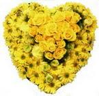 kalp biçiminde sevgisel