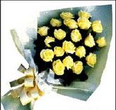 sari güllerden sade buket