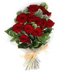 Ulus Ankara çiçekçi mağazası  9 lu kirmizi gül buketi.