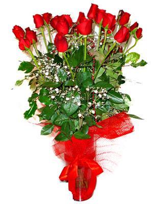 Ulus Ankara kaliteli taze ve ucuz çiçekler  Çiçek gönder 11 adet kirmizi gül
