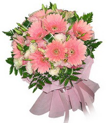 Ulus Ankara yurtiçi ve yurtdışı çiçek siparişi  Karisik mevsim çiçeklerinden demet