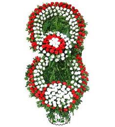 Görsel Cenaze çiçek , cenaze çiçek , çelengi  Ulus Ankara online çiçekçi , çiçek siparişi