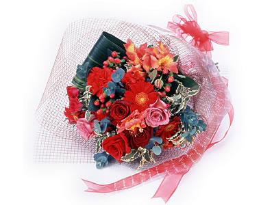 Karisik buket çiçek modeli sevilenlere  Ulus Ankara online çiçekçi , çiçek siparişi