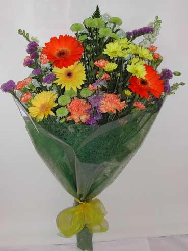 karisik kir çiçek buketi çiçek gönderimi  Ulus Ankara yurtiçi ve yurtdışı çiçek siparişi
