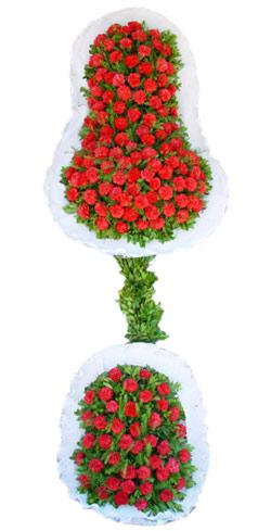 Dügün nikah açilis çiçekleri sepet modeli  Ulus Ankara güvenli kaliteli hızlı çiçek