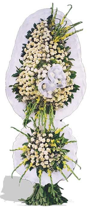 Dügün nikah açilis çiçekleri sepet modeli