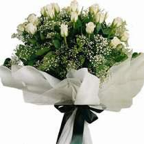 Ulus Ankara online çiçekçi , çiçek siparişi  11 gül buketi özel tanzim