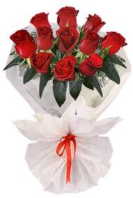 11 adet gül buketi  Ulus Ankara çiçek servisi , çiçekçi adresleri  kirmizi gül