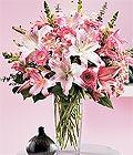 Ulus Ankara çiçekçi mağazası  Kazablanka biçme vazoda
