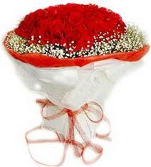 Ulus Ankara çiçek online çiçek siparişi  41 adet kirmizi gül buketi