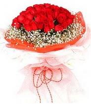 Ulus Ankara çiçek gönderme sitemiz güvenlidir  21 adet askin kirmizi gül buketi