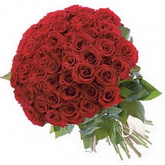 Ulus Ankara çiçek , çiçekçi , çiçekçilik  101 adet kırmızı gül buketi modeli