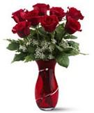 8 adet kırmızı gül sevgilime hediye