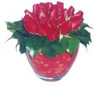 Ulus Ankara güvenli kaliteli hızlı çiçek  11 adet kaliteli kirmizi gül - anneler günü seçimi ideal