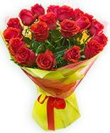 19 Adet kırmızı gül buketi  Ulus Ankara çiçek mağazası , çiçekçi adresleri