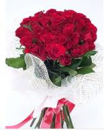 41 adet görsel şahane hediye gülleri