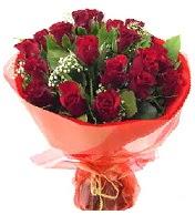12 adet görsel bir buket tanzimi  Ulus Ankara çiçek mağazası , çiçekçi adresleri