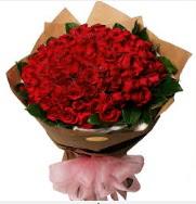 101 kırmızı gül buketi 1 günlüğüne indirimde  Ulus Ankara çiçek online çiçek siparişi