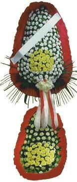 Çift katlı düğün açılış çiçeği  Ulus Ankara çiçek gönderme