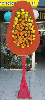Tek katlı düğün nikah açılış çiçeği  Ulus Ankara çiçek mağazası , çiçekçi adresleri