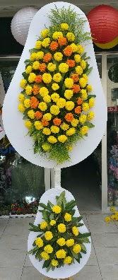 Ulus Ankara İnternetten çiçek siparişi  Çift katlı düğün Nikah İşyeri Açılış çiçek
