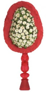 Tek katlı düğün açılış nikah çiçeği