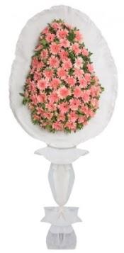 Tek katlı düğün açılış nikah çiçeği modeli