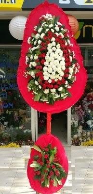Çift katlı düğün çiçekleri  Ulus Ankara çiçek gönderme