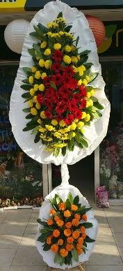 Çift katlı düğün açılış çiçek modeli  Ulus Ankara güvenli kaliteli hızlı çiçek