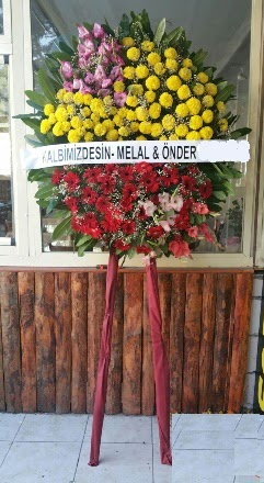 Ulus Ankara İnternetten çiçek siparişi  Cenaze çiçek modeli