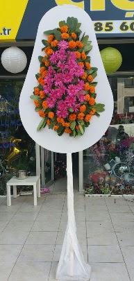 Tek katlı düğün nikah açılış çiçeği  Ulus Ankara anneler günü çiçek yolla