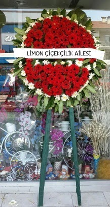 Cenaze çelenk çiçeği modeli  Ulus Ankara çiçek satışı
