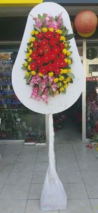 Tek katlı düğün nikah açılış çiçeği  Ulus Ankara hediye çiçek yolla