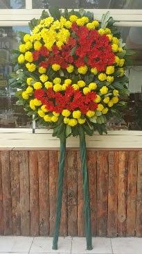 Cenaze çelengi çiçek modeli  Ulus Ankara çiçekçi telefonları