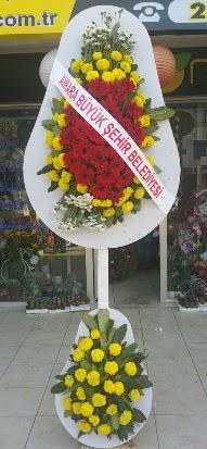 Çift katlı düğün nikah açılış çiçek modeli  Ulus Ankara 14 şubat sevgililer günü çiçek