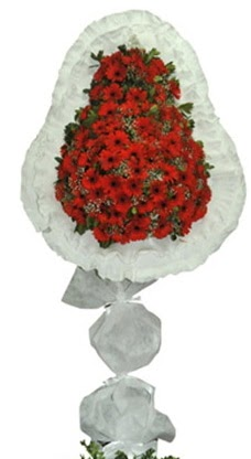 Tek katlı düğün nikah açılış çiçek modeli  Ulus Ankara yurtiçi ve yurtdışı çiçek siparişi