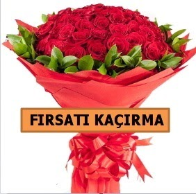 SON 1 GÜN İTHAL BÜYÜKBAŞ GÜL 51 ADET  Ulus Ankara hediye sevgilime hediye çiçek