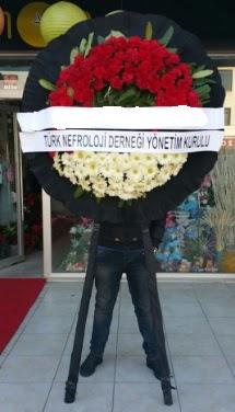 Cenaze çiçek modeli  Ulus Ankara anneler günü çiçek yolla