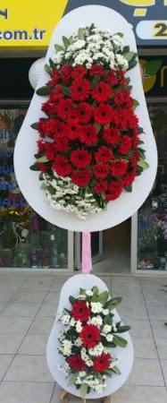 Çift katlı düğün nikah işyeri açılış çiçeği