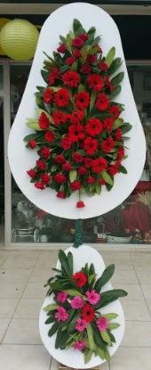 Çift katlı düğün nikah açılış çiçek modeli  Ulus Ankara çiçek servisi , çiçekçi adresleri