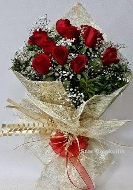 Söz nişan çiçeği kız isteme buketi